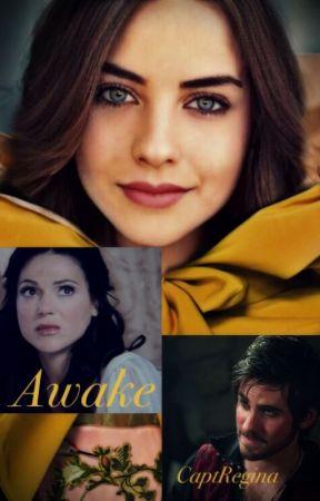 Awake by CaptRegina