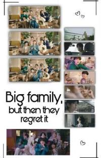 Big family, but then they regret it cover