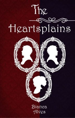 The Heartsplains - Saga Maurêveilles - Livro três by LaBlancFox