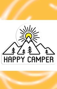 Happy Camper cover