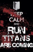 Attack On Titan GIF Imagines by zombielover8469