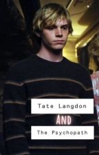 Tate Langdon and The Psychopath  by Bravewolf2005