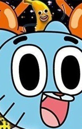The Amazing World of Gumball One Shots by Janey_fnaf_fan