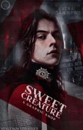 sweet creature || graphic shop 4.0 CLOSED  by stylesoftimothee