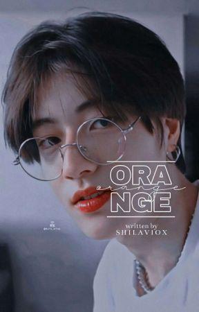 Orange by shilaviox