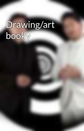 Drawing/art booky by -_Unus-_-Annus_-