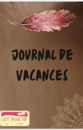 Journal de vacances by Argileverte