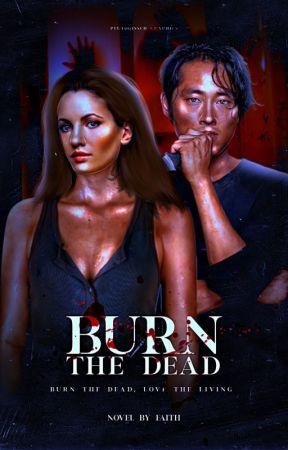 Burn the Dead ━━ Glenn Rhee by glxnnrhees