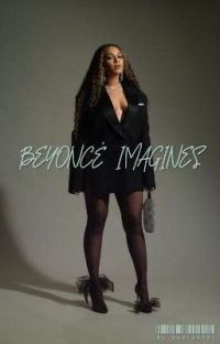 Beyonce Imagines cover