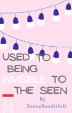 Used To Being Invisible To The Seen by SnowyReadsUwU
