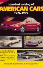 Standard Catalog of American Cars 1976-1999 by James M. Flammang by mujufolo80239