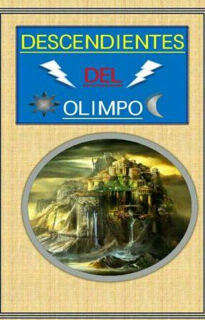 DESCENDIENTES DEL OLIMPO by JosueNavarrete17