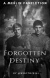 A Forgotten Destiny (Merlin) cover