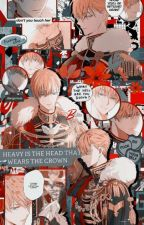 The Tyrant Emperor (Haikyuu X Male Reader X Kuroko No Basket), by AlvaAckerman