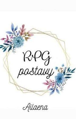 RPG postavy by Ailaena