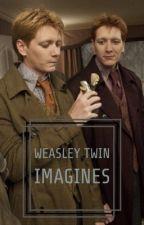 Weasley Twin Imagines by theweasleysredhair