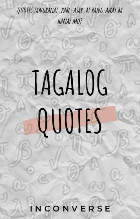 Tagalog Quotes by inconverse