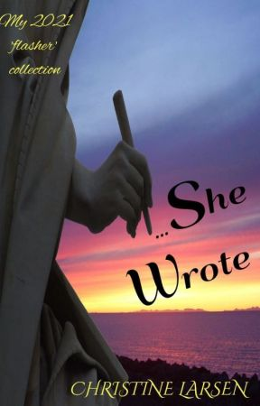 ... She Wrote by cdcraftee