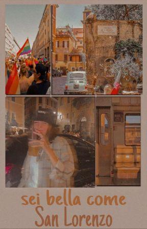 Sei Bella come San Lorenzo / Ariete by keale06