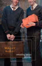 Weasley Twins Oneshots & Imagines by ickle-ronnie-kins