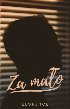 Za mało (tom 2) by Elorence