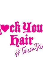 R💖CK YOUR HAIR  by HeheHiiiiii
