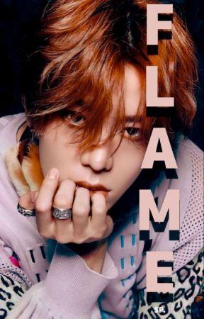 Flame; NY. by satelite_palido