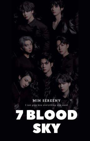 7 Blood Sky - Bts 7 Member by yoongipus_