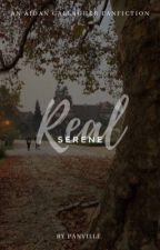 Real Serene | Aidan Gallagher by kr1st3nnn