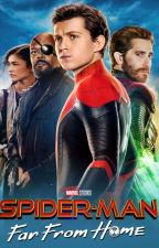Avengers watch Spiderman far from home by UnlikeLove
