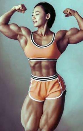 Muscle teen sexy Teen female