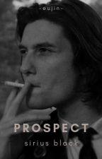 prospect | sirius black by -EUJIN-