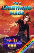 The Lightning Mage by AziaElga