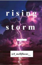 rising storm || genshin impact x (fem) reader by 0_mellifluous__