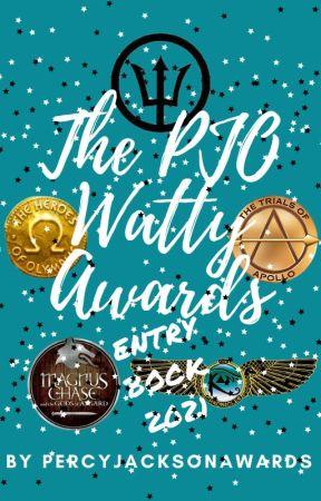 PJO Watty Awards 2021 Entry Book by PercyJacksonAwards