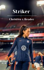 Striker (Christen Press x fem reader) by uswnt-fanfic
