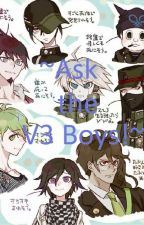 ~Ask the V3 Boys!~ by ThePipofDespair