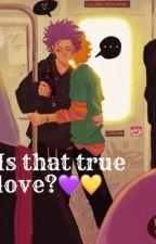 Shinkami {Is that True Love?} 💛💜🏳️🌈 by Anime_chlebik