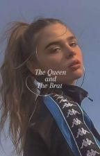 The Queen and The Brat (gxg)  ni 3rd_acc