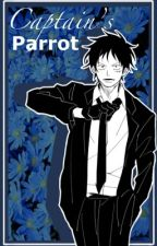 Captain's Parrot (Oc x One Piece) by mightneedhelp666