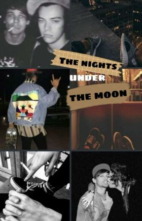 The nights under the Moon  L.S. by ilovesassylouis28