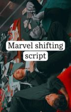 Marvel shifting script (MCU) by kierawilzo
