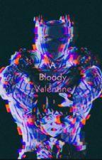 A Bloody Valentine (MHA AU) by yesschrolloplease