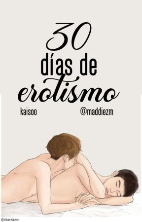 30 días de erotismo | KaiSoo by MaddieZM