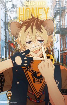Color Club: Honey; Twisted Wonderland by -KumoKami