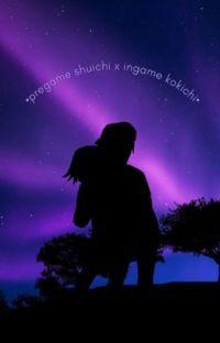 •pregame shuichi x ingame kokichi• cover