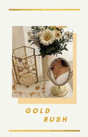 gold rush by brushedingold