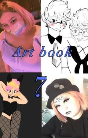 Art book 7 by wog-woman