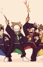 Dream SMP Hogwarts! au  by FryingPan1234567