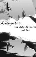 Kakegurui [One-Shot and Scenarios: Book Two] by Kenjiro-Kun